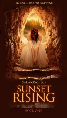 s.m. mceachern - sunset rising (cover)