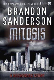 brandon sanderson - mitosis (cover)