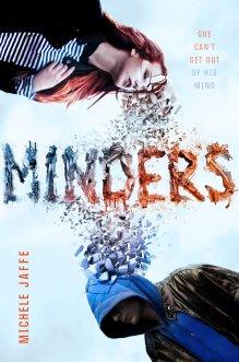 Michele Jaffe - Minders - Cover