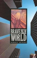 Aldous Huxley - Brave New World (Cover)