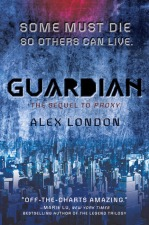 alex london - guardian cover