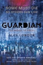 alex london - guardian cover