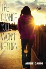 annie cardi - the chance you won't return (cover)