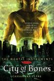 cassandra clare - city of bones (cover)