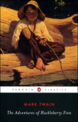 mark twain - huckleberry finn (cover)