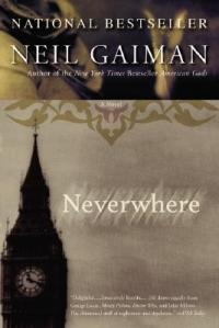 neil gaiman - neverwhere (cover)