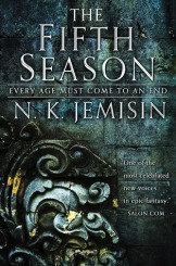 the fifth season - nk jemisin (cover)