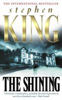 the shining - stephen king (cover)