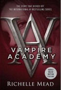 vampire academy - richelle mead (cover)