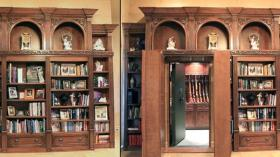 bookish panic room
