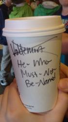 voldemort coffee
