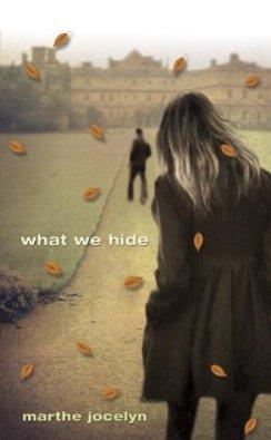 What We Hide - Marthe Jocelyn (Cover)