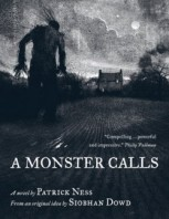 A Monster Calls - Patrick Ness (Cover)