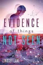 evidence of things not seen (lindsay lane) cover