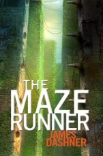 the maze runner - dashner (cover)