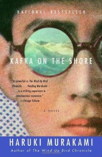 kafka on the shore - murakami (cover)