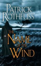 name of the wind - rothfuss (cover)