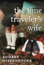 the time travelers wife - niffenegger (cover)
