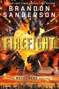 brandon sanderson - firefight (cover)