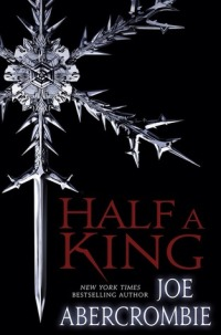 joe abercrombie - half a king (cover)