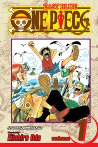 one piece - volume 1 cover