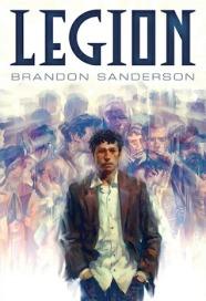 legion - brandon sanderson (cover)