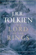 lord of the rings - jrr tolkien (cover)
