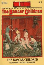 theboxcarchildren - gertrude chandler warner (book cover)