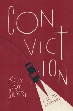 conviction - kelly loy gilbert (cover)