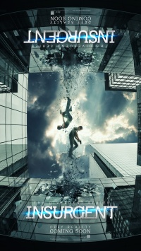 insurgent official movie poster