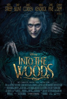 Into The Woods (2014) - Movie Poster