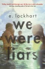 we were liars - e. lockhart (book cover)
