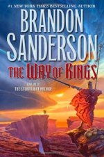 Brandon Sanderson - The Way of Kings (cover)