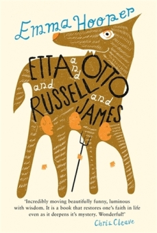 emma hooper - emma and otto and russell and james (book cover)