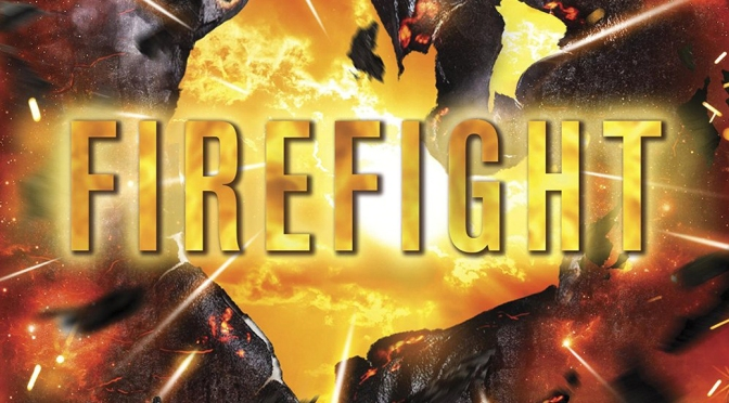 [Review] Firefight – Brandon Sanderson