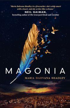 magonia - maria dahvana headley (book cover)