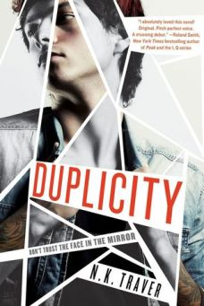 n.k. traver - duplicity (cover)
