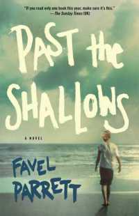 past the shallows - favel parrett (cover)