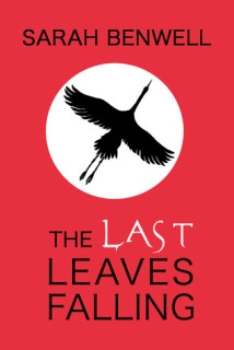 sarah benwell - the last leaves falling (book cover)