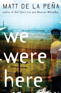 we were here - matt de la pena (cover)