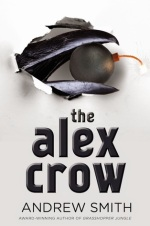 the alex crow cover - andrew smith