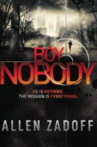 boy nobody - allen zadoff cover