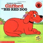 clifford the big red dog - norman bridwell (cover)