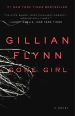 gillian flynn - gone girl cover