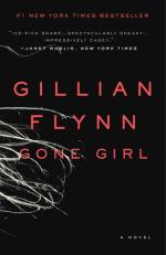 gillian flynn - gone girl cover