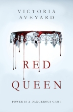 red queen - victoria aveyard cover