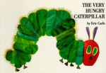 the very hungry caterpillar - eric carle (cover)