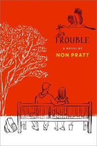 trouble - non pratt cover