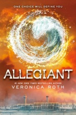 veronica roth allegiant cover