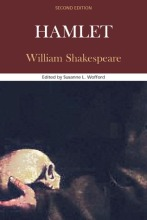 william shakespeare - hamlet (book cover)